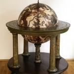 Globus von Engelmann, Stadtmuseum Zittau, Zustand nach der Restaurierung 2004