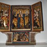 Lugauer Altar, Zwickauer Kunstsammlungen
