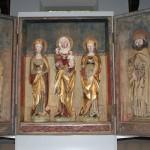 Obercrinitzer Altar, Stadtmuseum Zwickau